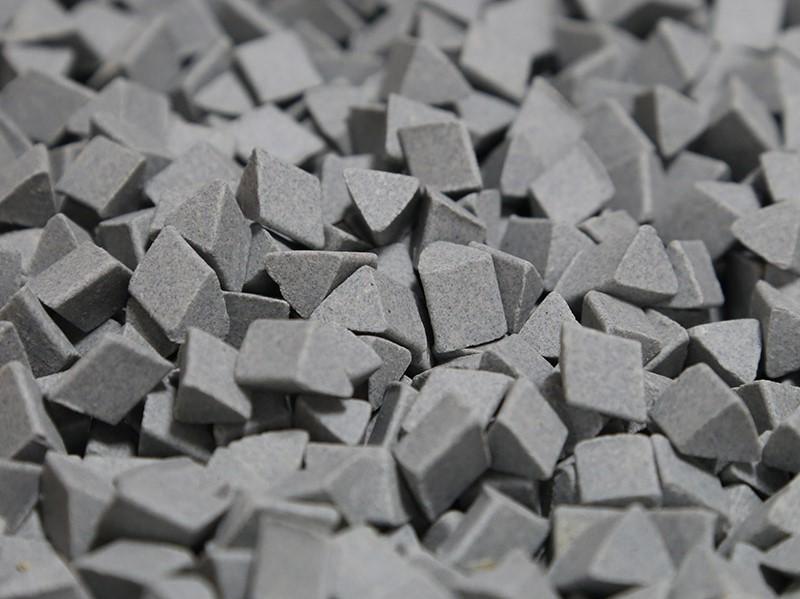 Ceramic abrasive